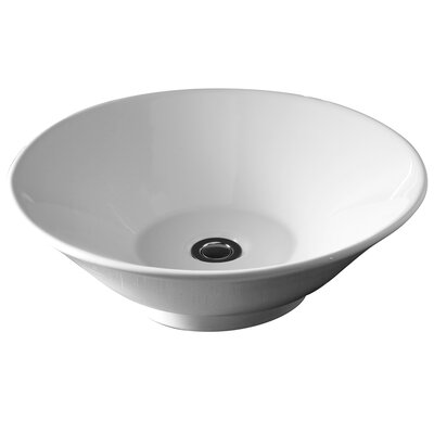 Celerity Vessel Bathroom Sink - 0514.000.020
