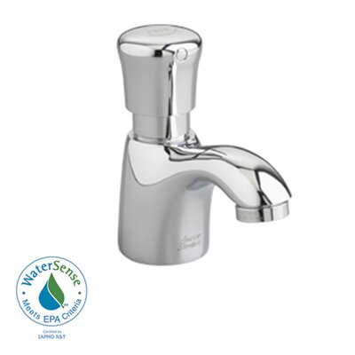 Pillar Tap Single Hole Metering Faucet with Single Knob Handle - 1340.105