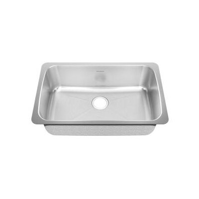 "American Standard 18.75"" x 18.75"" Undermount Single Bowl Kitchen Sink"