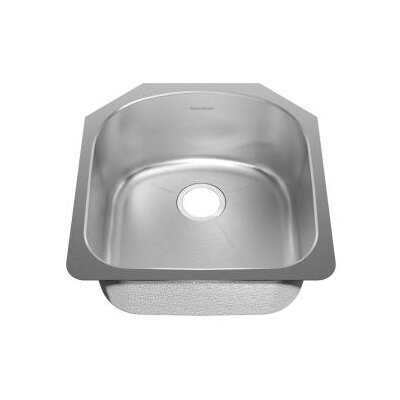 "American Standard 20.63"" x 19.88"" Undermount Single Bowl Kitchen Sink"