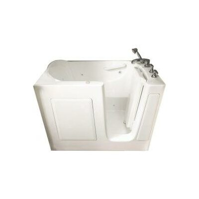 "American Standard 51"" x 31"" Walk In Combo Tub"