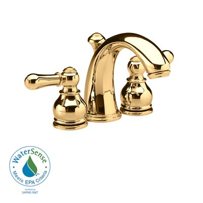 American Standard Hampton Widespread Bathroom Faucet with Double Lever Handles