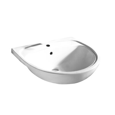 American Standard Mezzo Semi Countertop Bathroom Sink