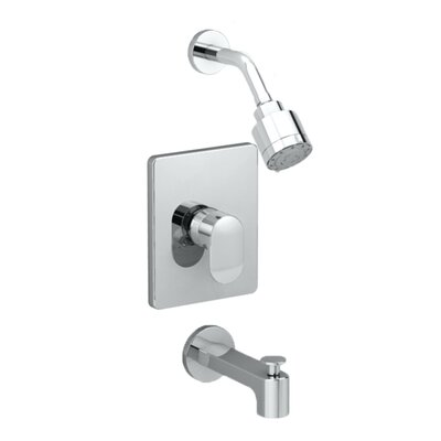 American Standard Studio Single Handle 3 Function Tub and Shower Trim Kit
