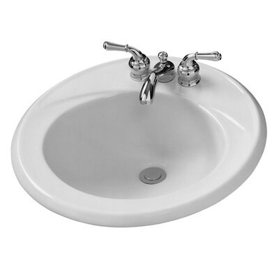 Kentucky Round Countertop Bathroom Sink - 0449004US
