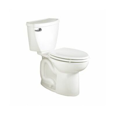 Cadet 3 Toilet Tank Only With Tank Cover Locking Device