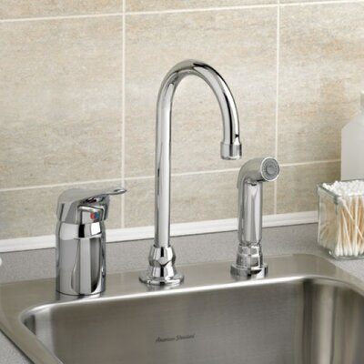Monterrey Single Control Faucet with Remote Valve - 6114300