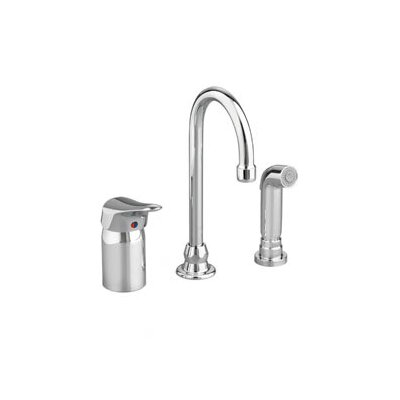 Monterrey Single Control Faucet with Remote Valve - 6114301