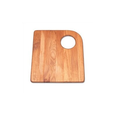 "Blanco 15"" Wide Wood Cutting Board"