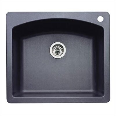 Blanco Diamond Single Bowl Drop-In Kitchen Sink