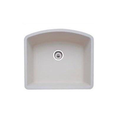 "Blanco Diamond 24"" x 20.81"" Single Bowl Undermount Kitchen Sink"
