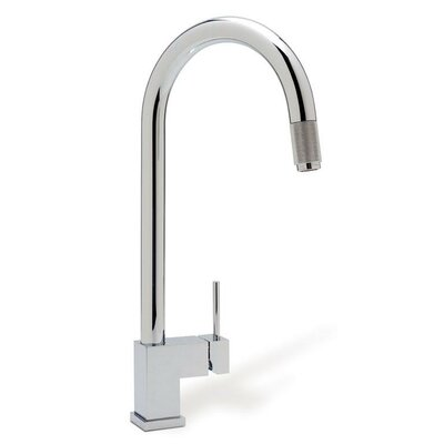 Blanco Cubiq Single Handle Single Hole Kitchen Faucet