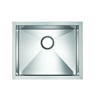 Precision Microedge Single Bowl Kitchen Sink