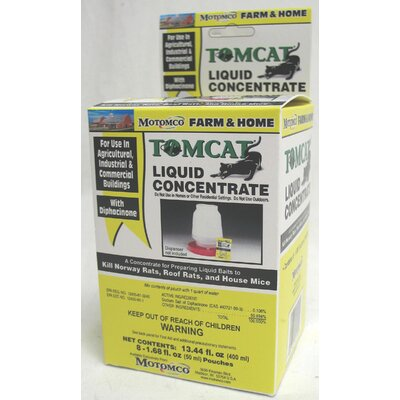 Tomcat Liquid Concentrate (Set of 8)