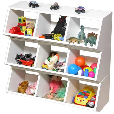 Venture Horizon Stackable  Mud 3 Compartment Cubby