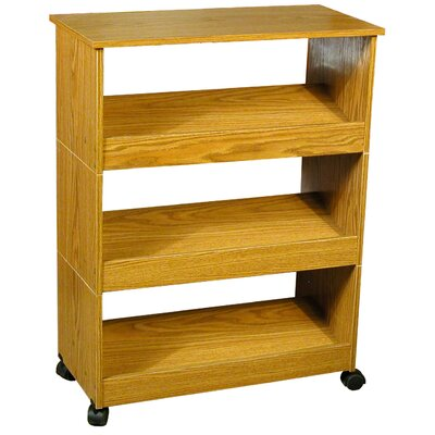VHZ Storage Mobile 3 Shelf Shoe Rack