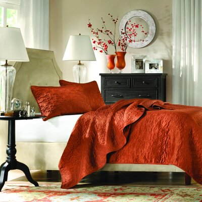 Hampton Hill Ashbourne 3 Piece Coverlet Set