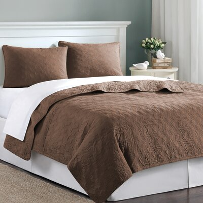 Hampton Hill Alfresco 3 Piece Coverlet Set