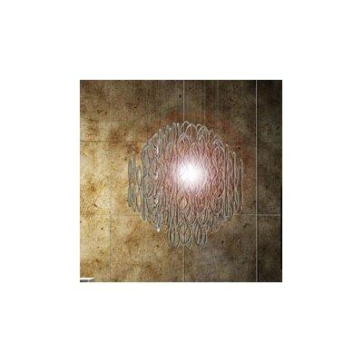 Studio Italia Design Lole 2 Light Wall Sconce with Hand Blown Glass Links