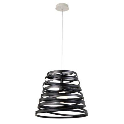 Studio Italia Design Curl My Light Large Handmade Metal Pendant