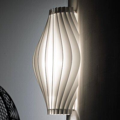 Studio Italia Design Vapor 2 Light Wall Sconce with Custom Acrylic Diffusers
