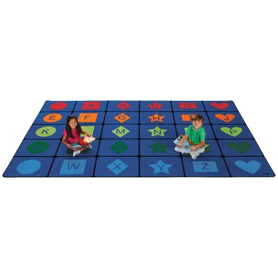 Carpets for Kids Simple Shapes Seating Kids Rug