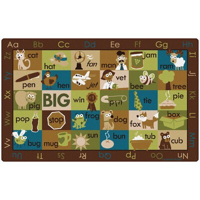 Carpets for Kids Rhyme Time Kids Rug