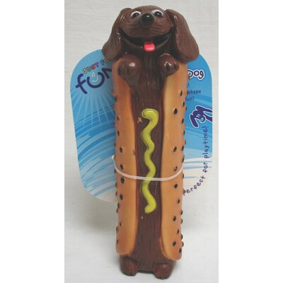 PetStages Hot Diggity Dog Toy