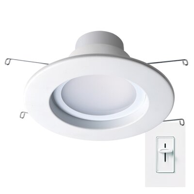 Bulbrite Industries Dimmable LED Downlight Retrofit Recessed Lighting Kit