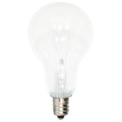 Bulbrite Industries Candelabra 60W Frosted 130-Volt (2700K) Incandescent Light Bulb