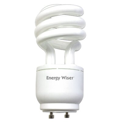 Bulbrite Industries Dimmable 18W 120-Volt (2700K) Compact Fluorescent Light Bulb