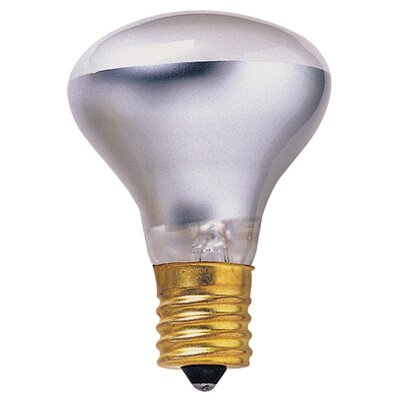 Bulbrite Industries Intermediate 40W Grey (2600K) Incandescent Light Bulb