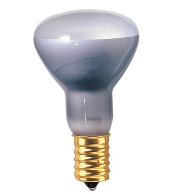 Bulbrite Industries European 40W Grey (2600K) Incandescent Light Bulb