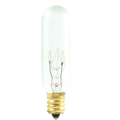 Bulbrite Industries Candelabra 15W 145-Volt (2700K) Incandescent Light Bulb