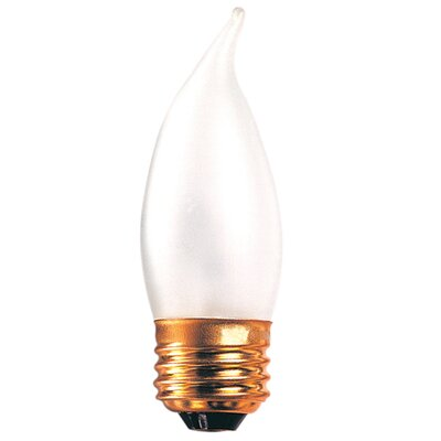 Bulbrite Industries Frosted 130-Volt (2700K) Incandescent Light Bulb