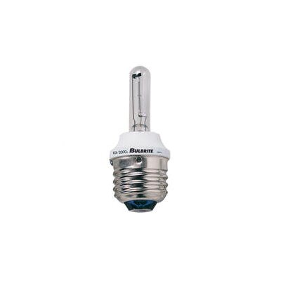 Bulbrite Industries 40W Clear Fully Dimmable Krypton/Xenon T3 Bulb in Bright White
