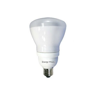 Bulbrite Industries 15W Compact Fluorescent R30 Bulb in Warm White