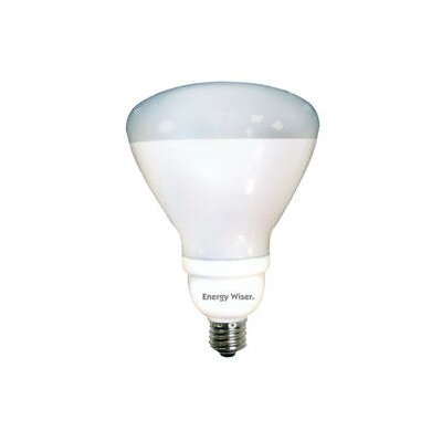 Bulbrite Industries 23W Compact Fluorescent R40 Reflector Bulb in Warm White