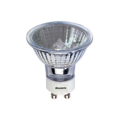 Bulbrite Industries 20W Twist and Lock Clear MR16 Halogen Bulb in Warm White