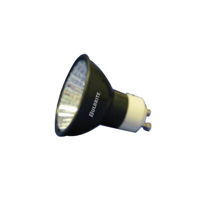 Bulbrite Industries 50W MR16 Halogen Flood Bulb in Black