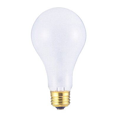 Bulbrite Industries 150W Long Life General Service Standard A21 Incandescent Bulb in Clear