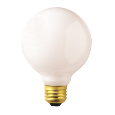Bulbrite Industries 25W G25 Medium Base Incandescent Bulb