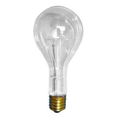 Bulbrite Industries PS25 Long Life General Service Incandescent Bulb