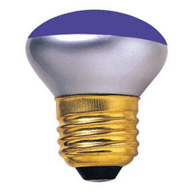 Bulbrite Industries 40W Blue 120-Volt Incandescent Light Bulb