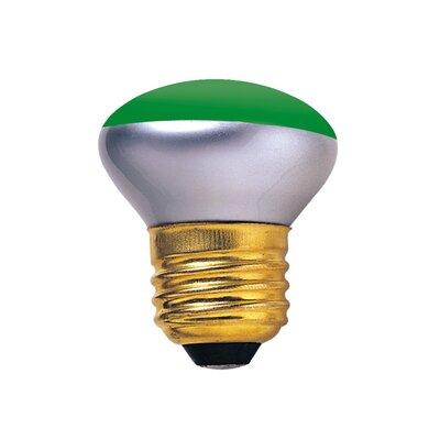 Bulbrite Industries 40W Green 120-Volt Incandescent Light Bulb