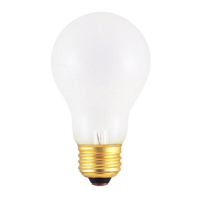 Bulbrite Industries A19 High Voltage Light Incandescent Bulb