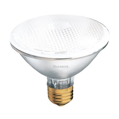 Bulbrite Industries 50W Frosted 120-Volt (3000K) Halogen Light Bulb