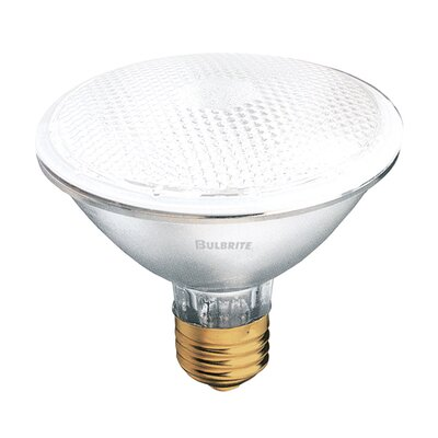 Bulbrite Industries 75W PAR30 Long Neck Frosted Halogen Bulb in Frost