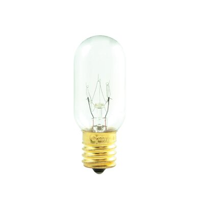 Bulbrite Industries E17 Intermediate Base Incandescent Bulb