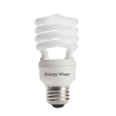 Bulbrite Industries Super Mini Low-Mercury Compact Fluorescent Coil Bulb